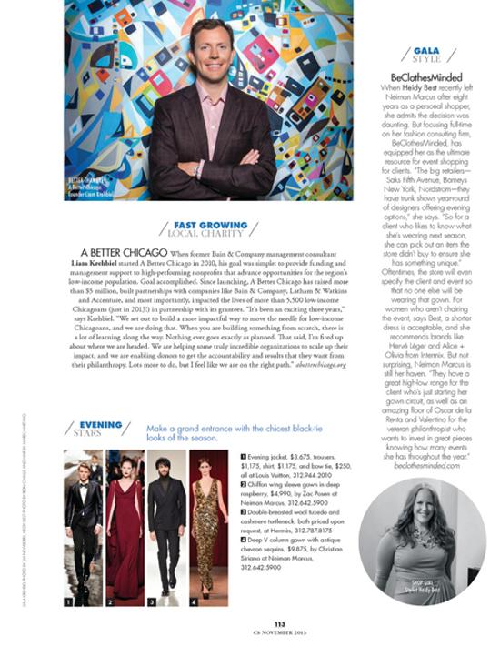 Heidy Best CS Magazine