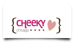 Cheeky chicago logo