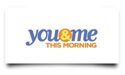 you and me logo